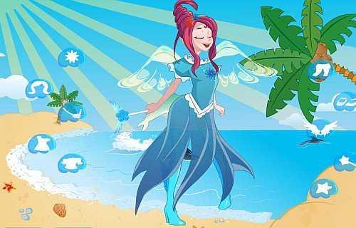 Princess Sea Fairy
