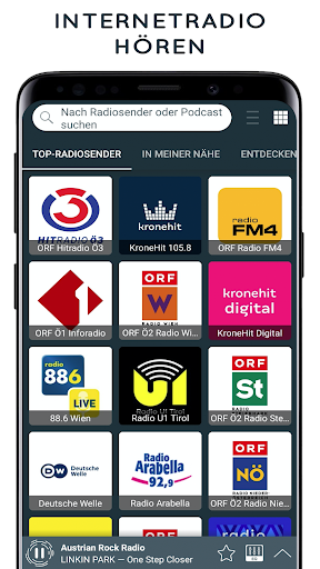DAB Radio.at: Radio Österreich