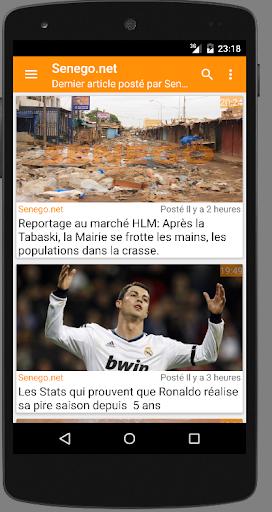 Senegal: NEWS SENEGAL