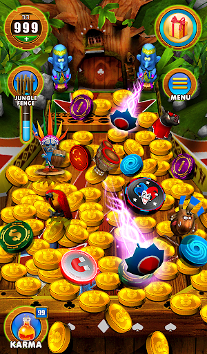 Jungle Dozer: Coin Story
