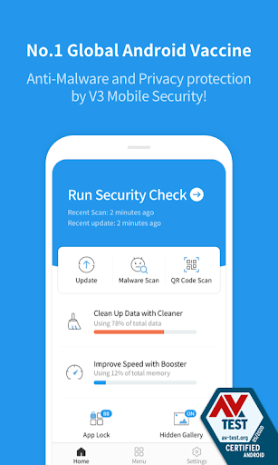 V3 Mobile Security - Free