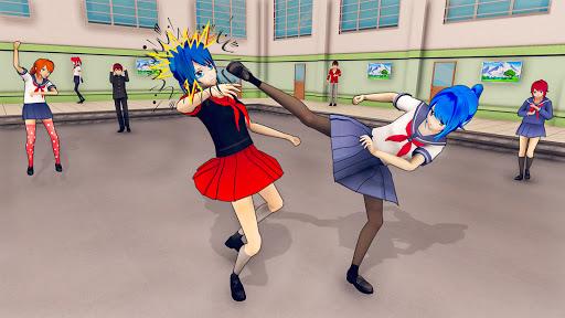 Anime High School Games: Yandere School Simulator