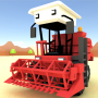 icon Blocky Farm Racing & Simulator - free driving game