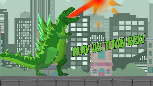 Titan Rex: City Rampage