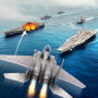 icon Fighter Jet Air Strike Mission 3D