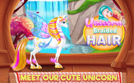 Unicorn Braided Hair Salon