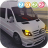 icon Driving Minibus In The City 0,2