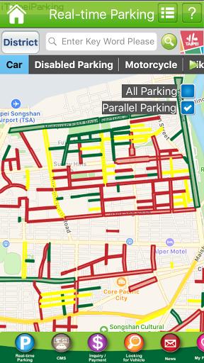 iTaipei Parking