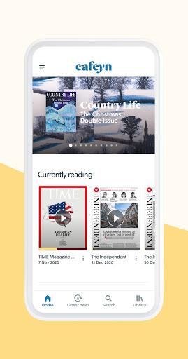 LeKiosk - newsstand magazines