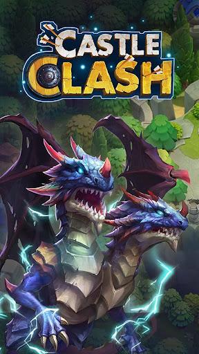Castle Clash: Decision War