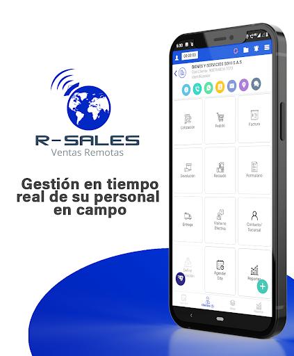 R-SALES Remote Sales
