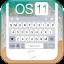 icon New OS11 Keyboard Theme