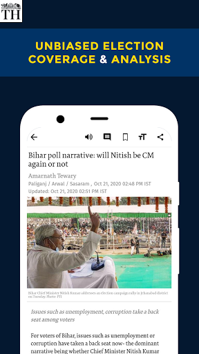 The Hindu official news app - latest news updates