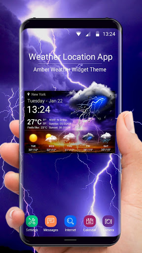 Live Local Weather Forecast