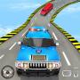 icon Police Car Chase Smash