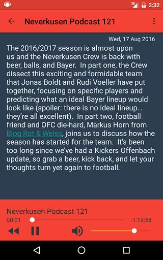 Neverkusen Podcast