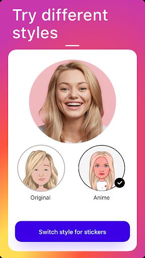 Mirror Emoji Keyboard & Sticker Maker