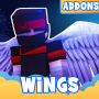 icon Wings Addon for Minecraft