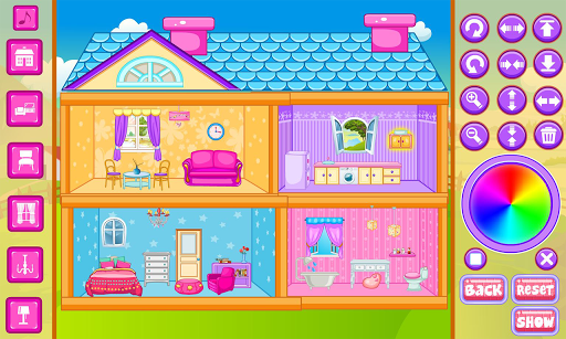 Doll House Decoration