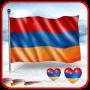 icon Armenia Flag Live Wallpaper