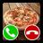 icon Fake Call Pizza 2.0