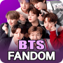 icon BTS Fandom-BTS music, video, wallpapers, karaoke