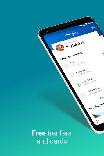 imaginBank - Your mobile bank