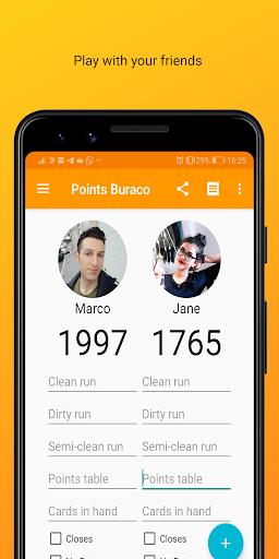 Points Buraco