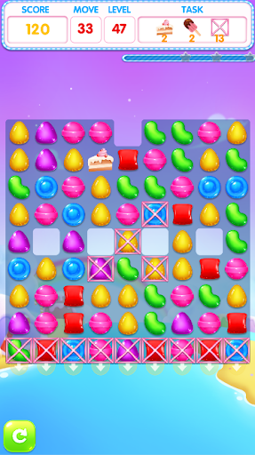 Candy Addicted Game