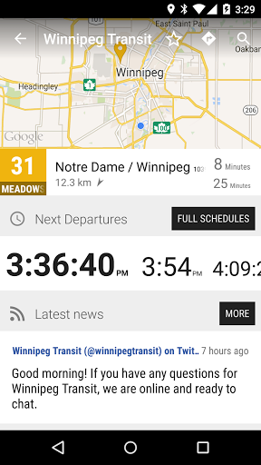 Winnipeg Transit Bus - MonTra…