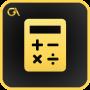 icon Golden Scientific Calculator