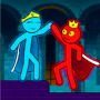 icon Red And Blue Stickman Guide