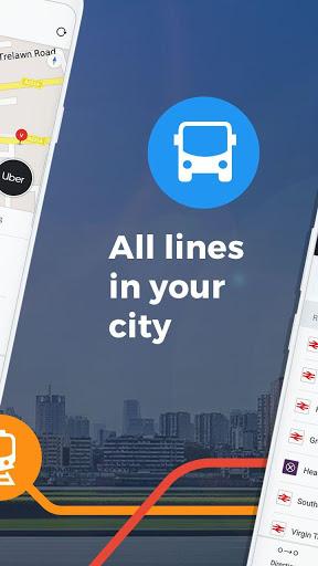 Moovit: Bus & Train Live Info