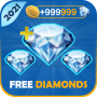icon Guide and tips for Free - get Diamonds