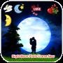 icon Night Moon Photo Frame New