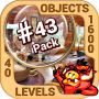 icon Pack 4310 in 1 Hidden Object Games