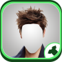 icon Man Hair Style Photo Maker