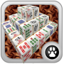 icon Mahjong 3D Cube Solitaire