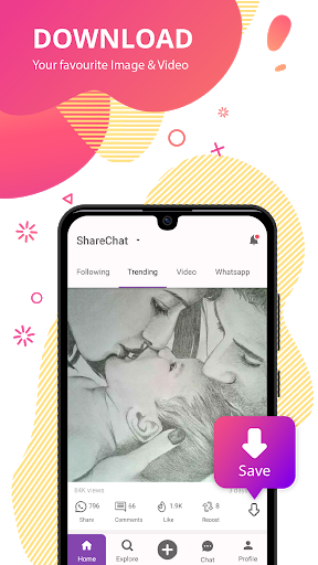 Download Sharechat Fun With Friends For Android Sharechat