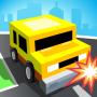 icon Circle Crash - Blocky Highway