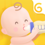 icon Glow Baby Tracker for Breastfeeding, Diaper, Sleep