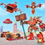 icon Multi Robot Car Game: Formula Car Robot Transform