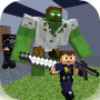 icon Mutant Block Zombie Attack