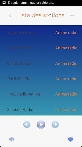 Anime Radios