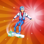 icon Skater Fall: Surf the Worlds