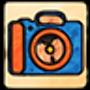 icon Cartoon Camera