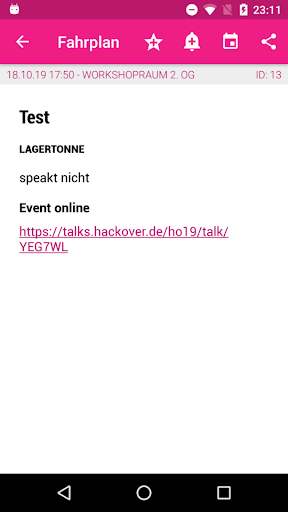 Hackover 2016 program
