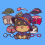 icon Puppy Story : Doggy Dress Up Game