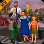 icon My Virtual Family Game: Fun Family Games