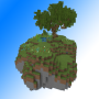 icon Maps for Minecraft PE | skyblock